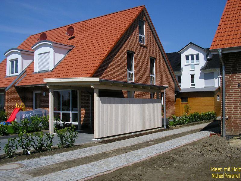 Carport / Gerätehaus