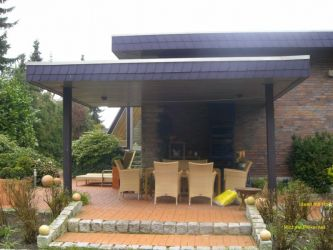terrassendach haste5 ideen mit holz. Black Bedroom Furniture Sets. Home Design Ideas